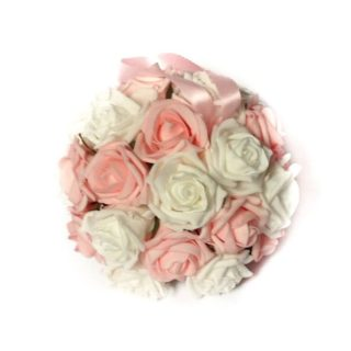 Mya Artificial Bridesmaid Bouquet