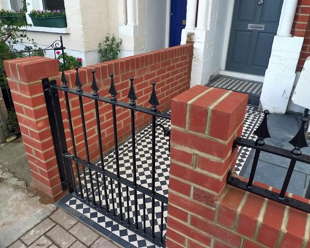 Metal Entrance Gates