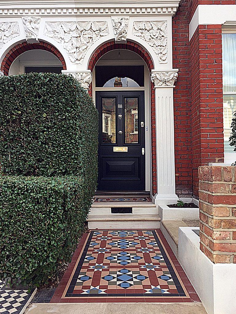 Tile London Garden Design