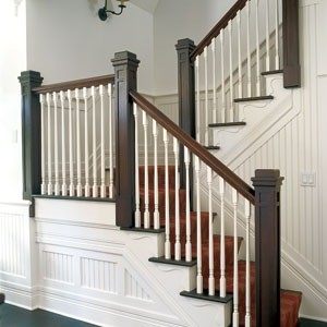 Flowers Flooring Adds Stair Railings And Spindles To Repertoire In   Spindle Stairs Railings   Stair Treads   Wood   Stair Parts   Iron Stair   Espresso
