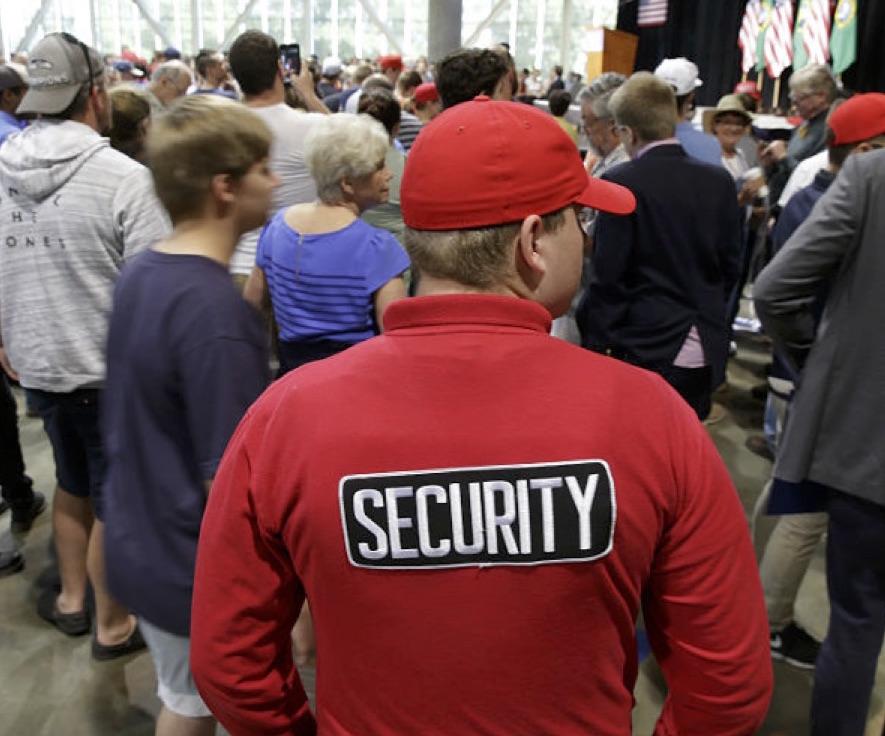 Private Security Trump