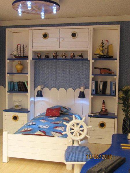 25 Nautical Bedding Ideas For Boys