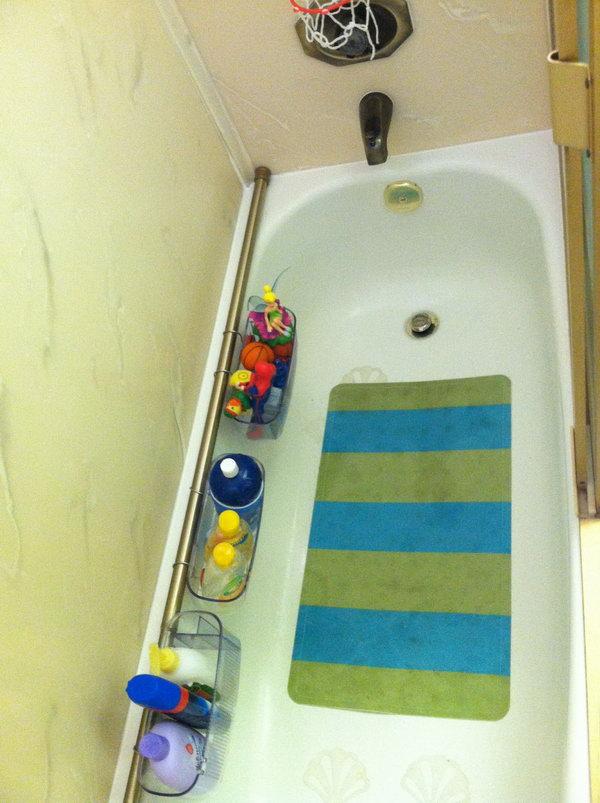 Creative Bath Shower Curtain
