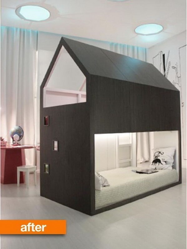 20 Awesome Ikea Hacks For Kids Beds
