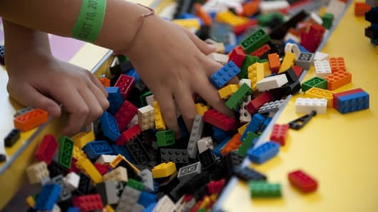Lego s fight to capture kids imagination in a digital world