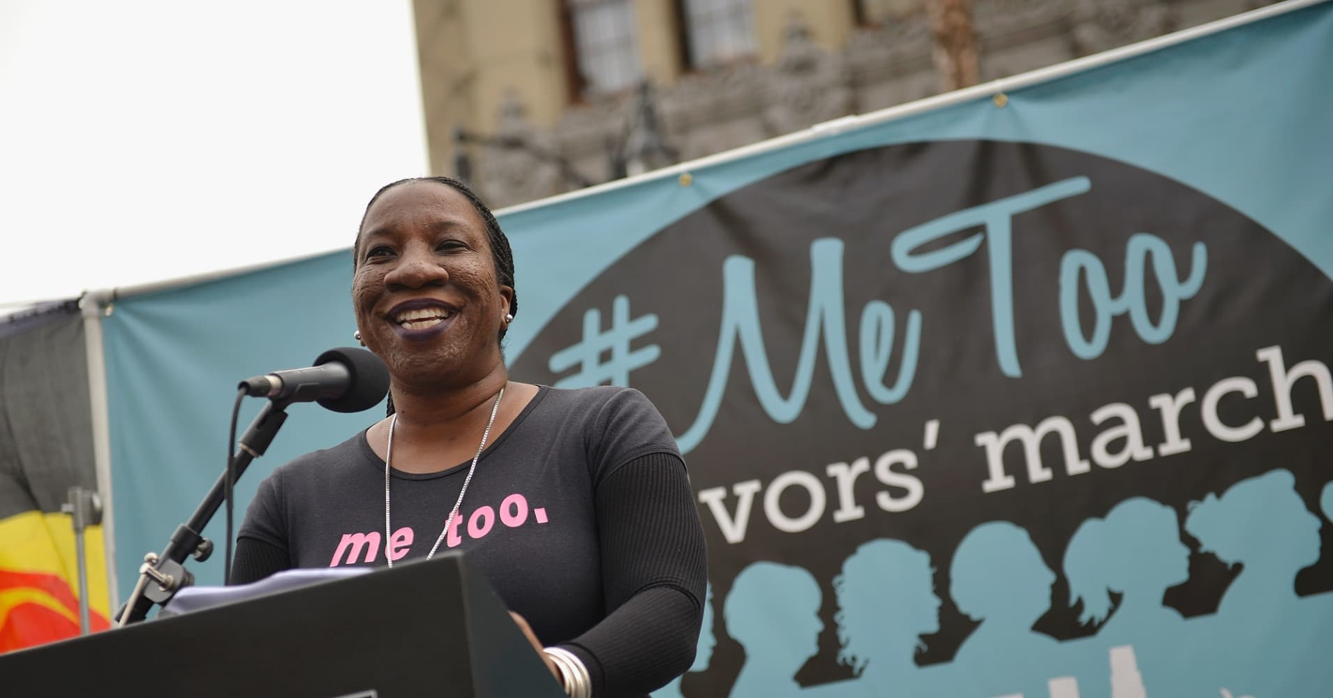 #MeToo founder Tarana Burke has big plans for the movement ...
