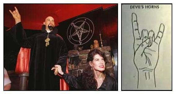 Singers Who Worship The Devil