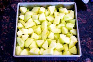 Step 3 - How to Easy Apple Crisp