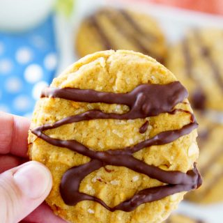 Best Peanut Butter Cookies that are soft and super-nutty!