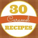clip-art for caramel recipes
