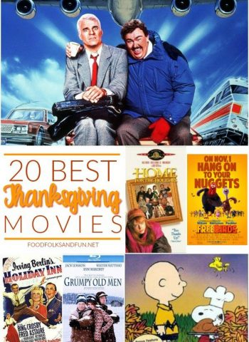 20 BEST Thanksgiving Movies