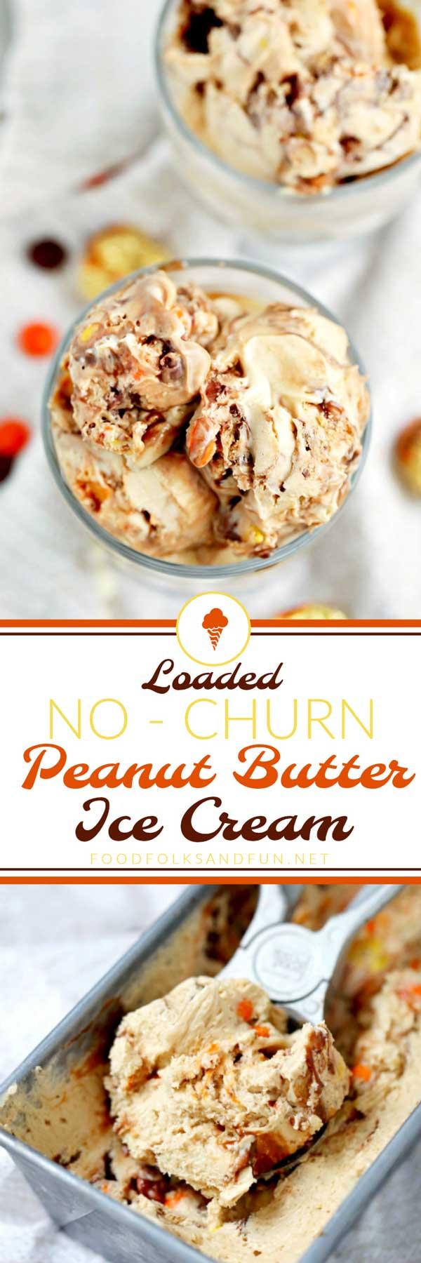 The Best Peanut Butter Ice Cream
