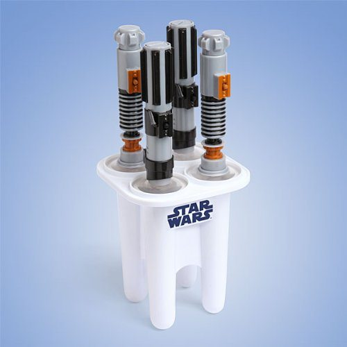 Star Wars popsicle mold