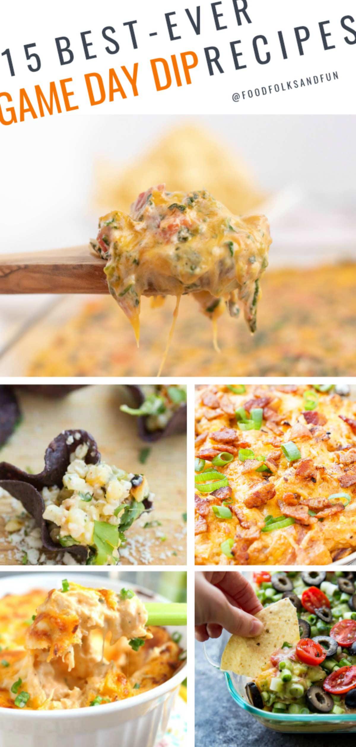 Dip Recipes Roundup