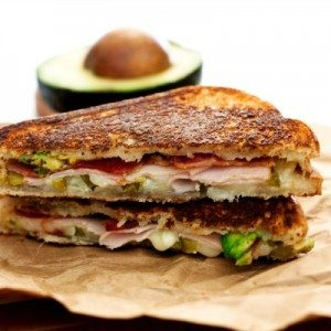 A Monterey Grilled Cheese sandwich