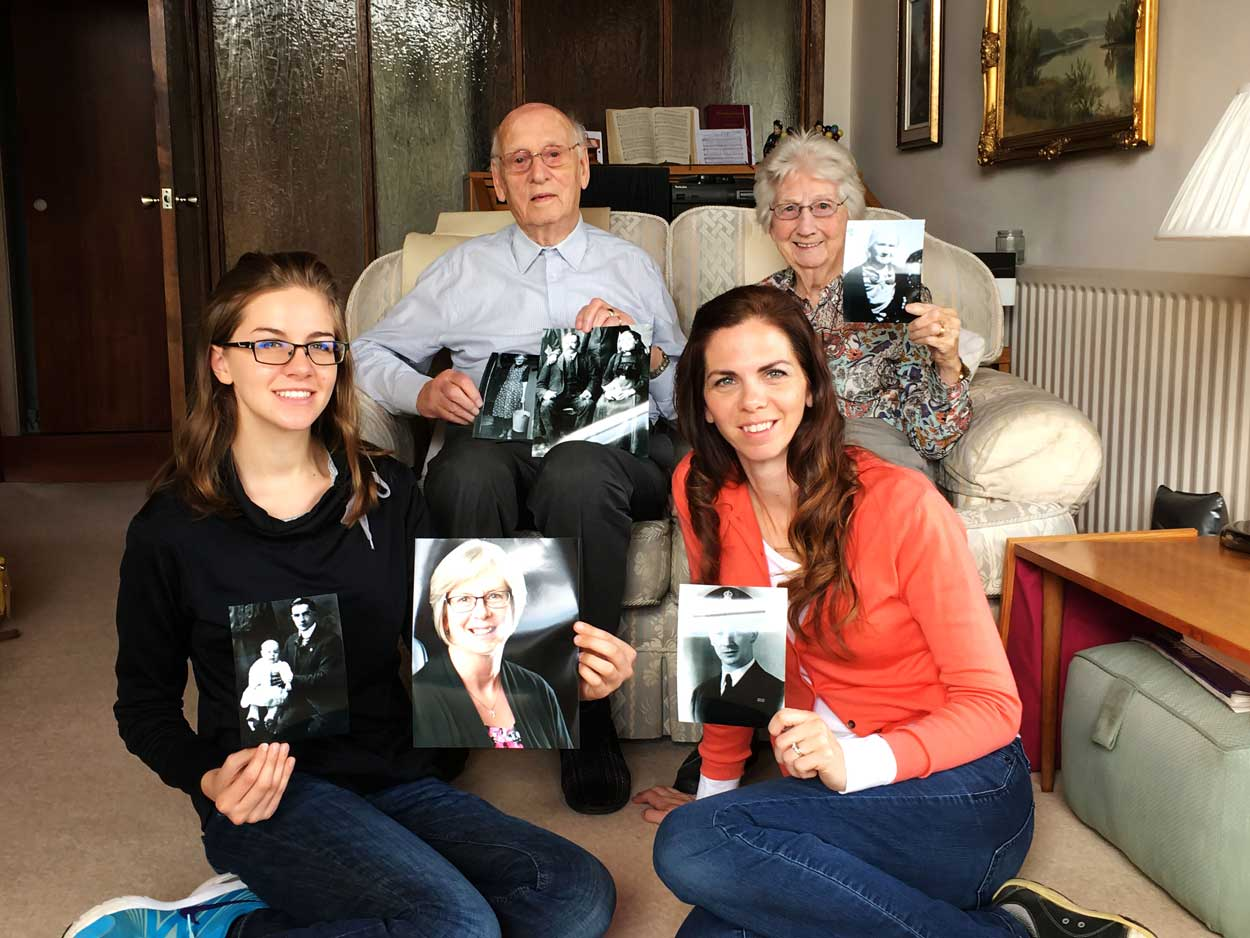 Family History coming to life - Irish Genealogy