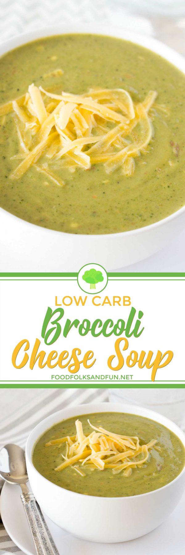 Best - Ever Broccoli Cheddar Soup