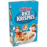A box of Rice Krispies