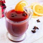 Warm Christmas Punch recipe