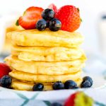 Buttermilk Pancakes from Scratch