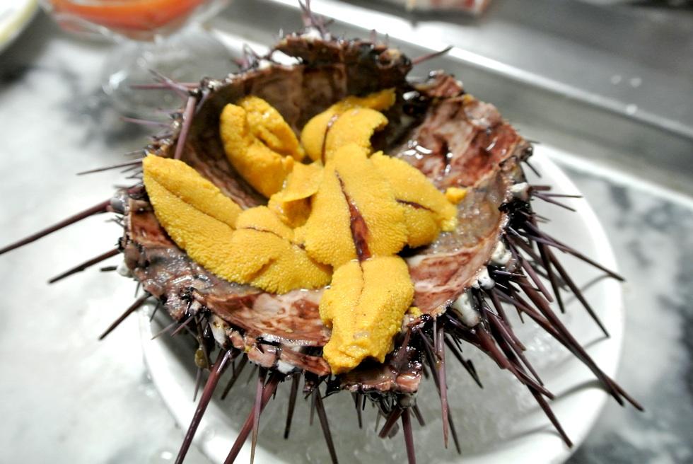 Fresh Sea Urchin San Francisco