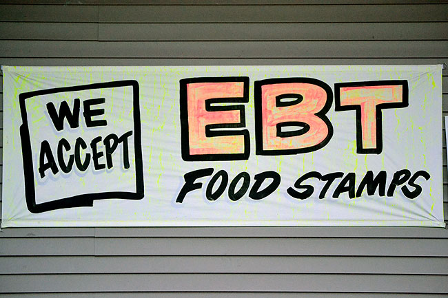 Ebt And Food Stamps