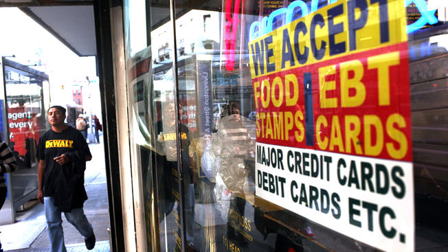 Food Stamps Los Angeles Ca