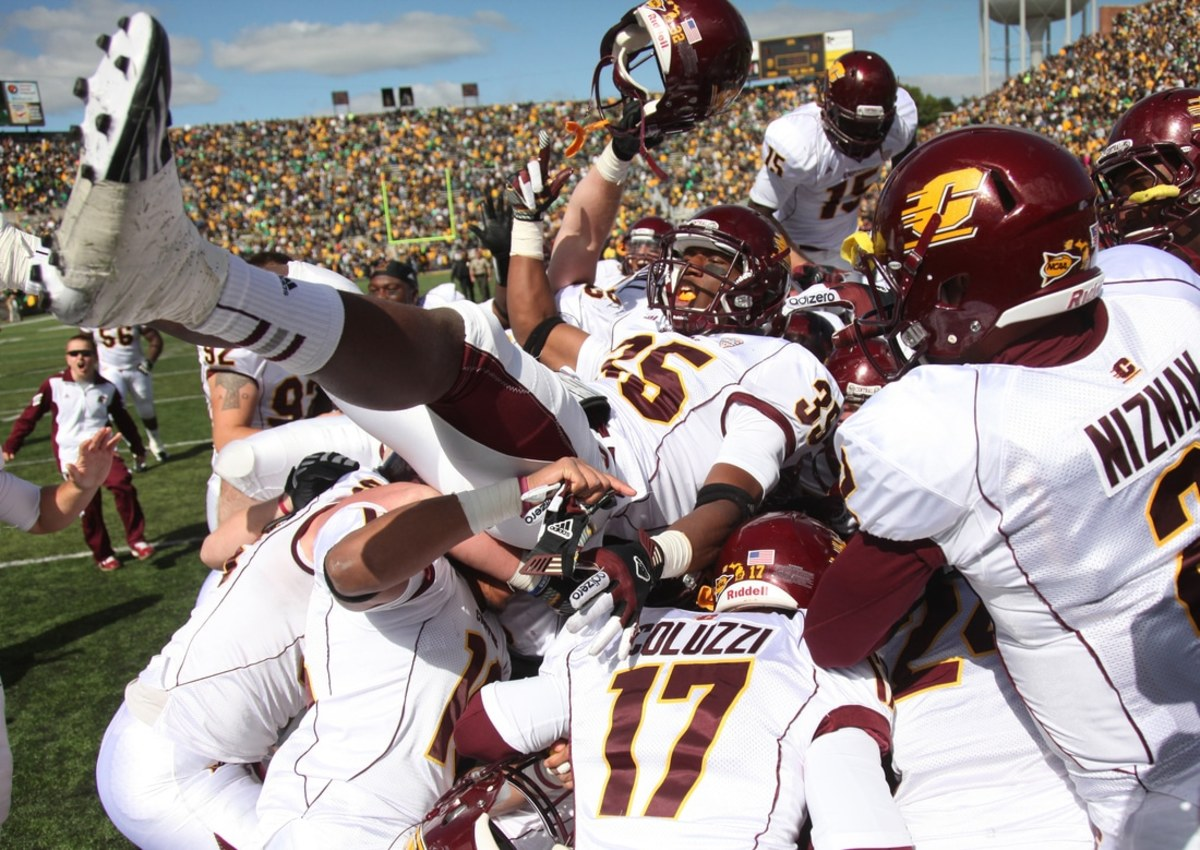 Why Dan Enos Left Central Michigan And Where They Go From