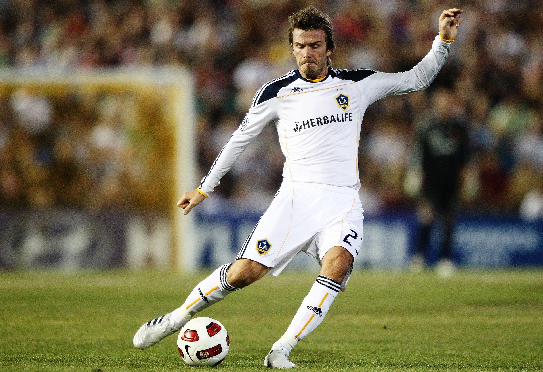 David Beckham | Football Snap