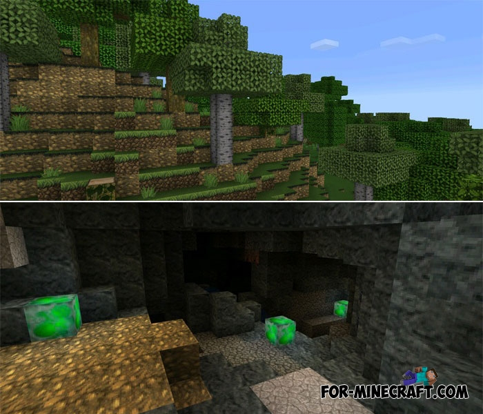 2 Minecraft Pack Texture Fallout 4 1