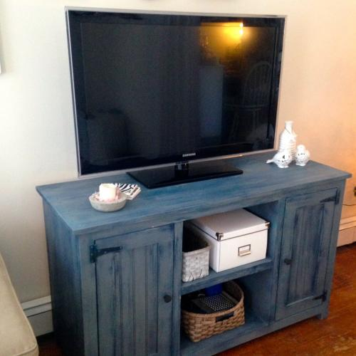 Painted Tv Stand Forget Them Not Home Decor