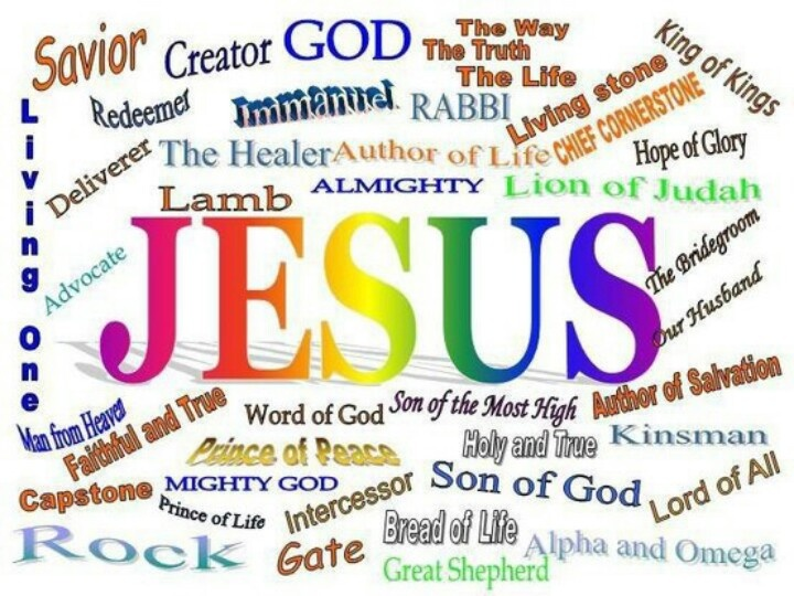 His Name IS Jesus! | FOR THE LOVE OF GOD