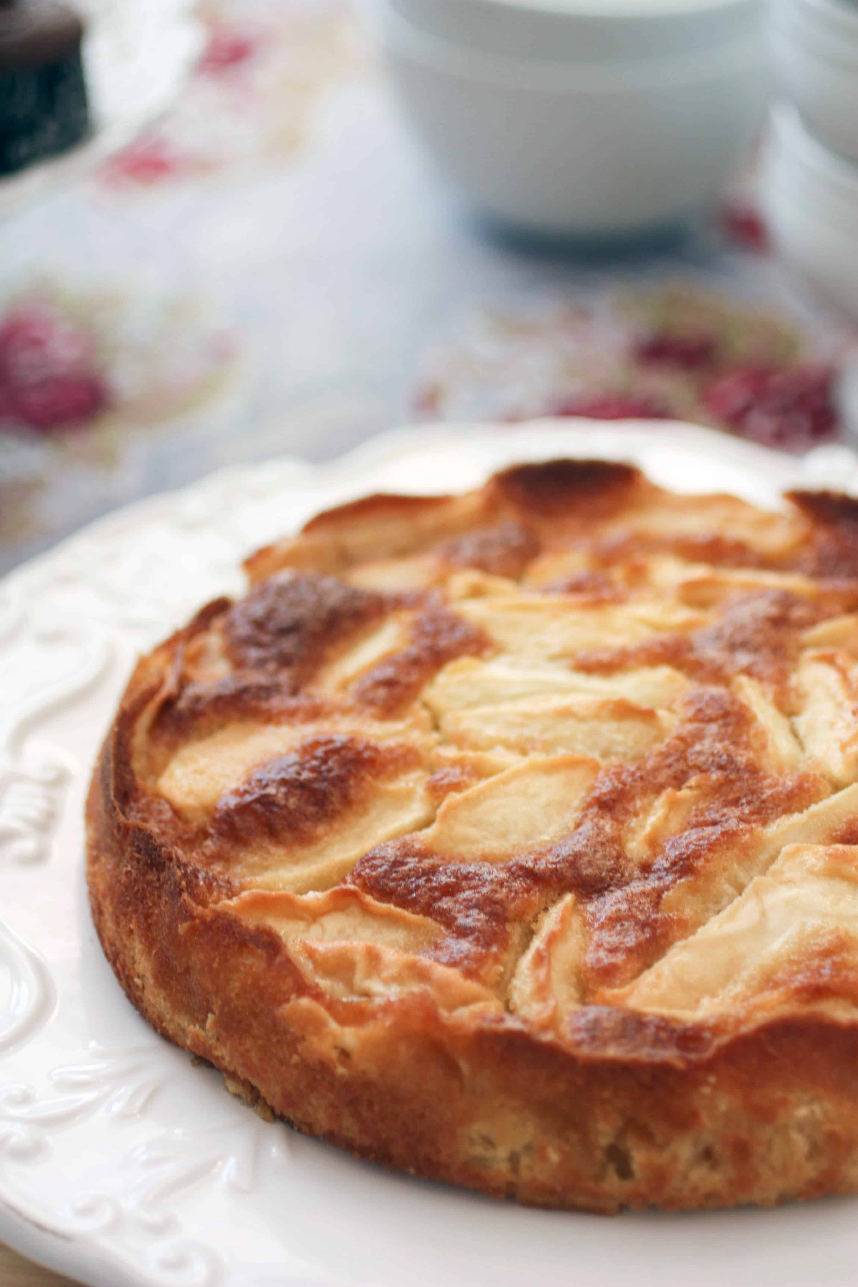 French Apple Cake Recipe A Weekend Treat