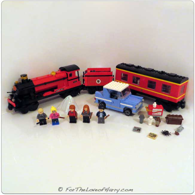 LEGO® Set 4841 – Hogwarts Express (3rd Edition) • For The ...