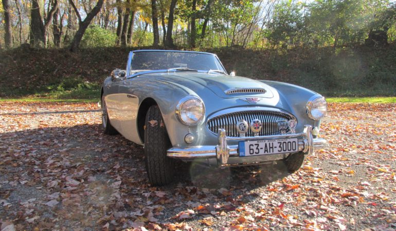 1963 Austin Healey 3000   Fort Pitt Classic Cars