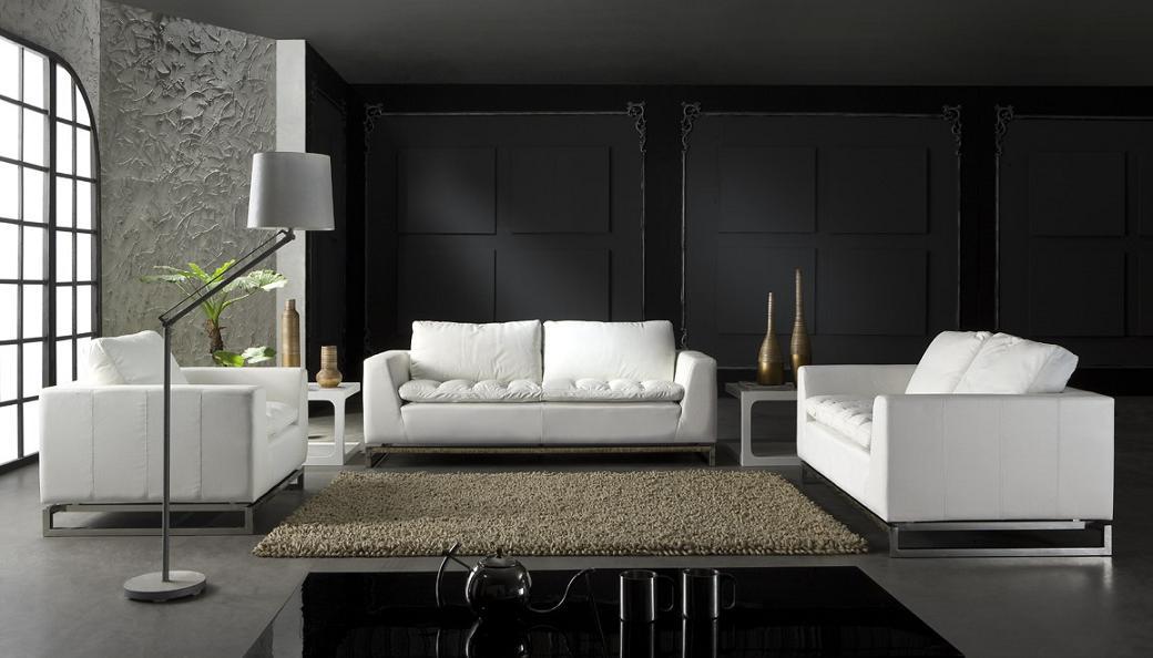 Set Sofa Leather Sale