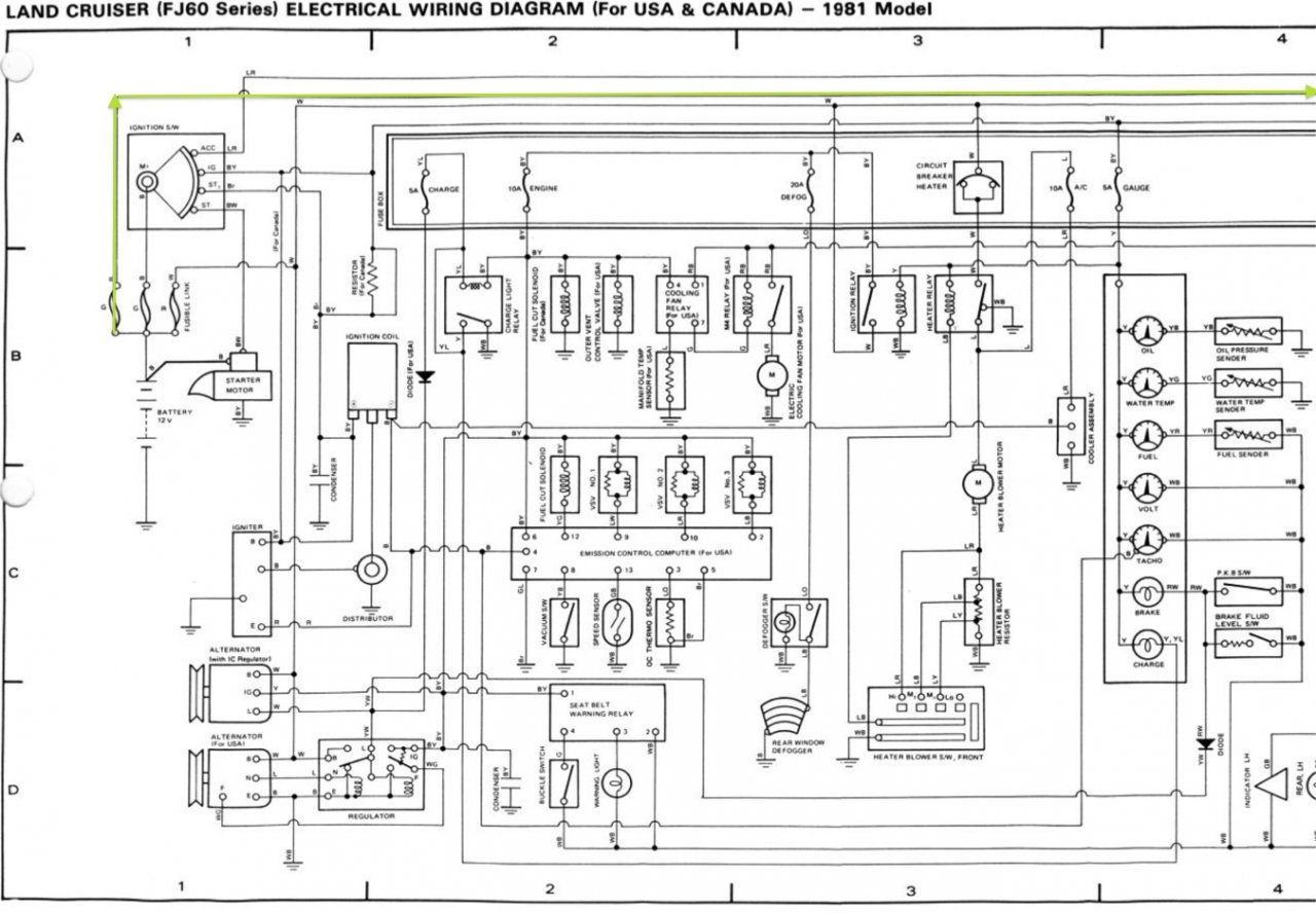 Oliver 60 Wiring Diagram Wire