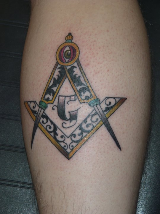 Freemason Masonic Symbols Tattoo Designs