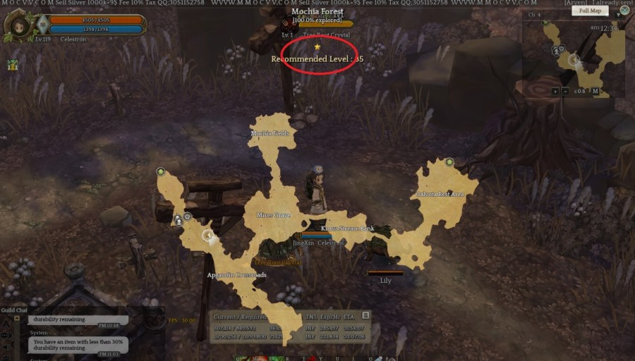 What is the star on the map means    Help Center   Tree of Savior Untitled jpg1433x815 330 KB