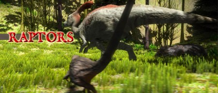 RAPTORS   become a dinosaur   prototype  3D TPP game    Unity Forum View attachment 91711