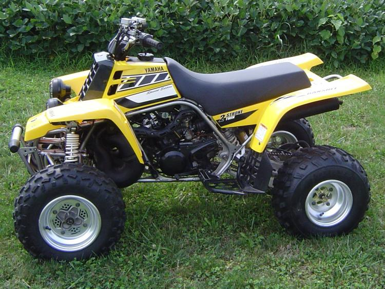 1994 Yamaha Blaster Atv