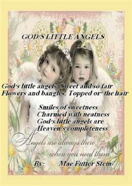 GOD'S LITTLE ANGELS - All types of Poetry