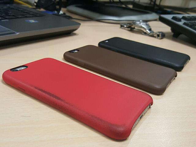Case Ipad 2 Red Leather