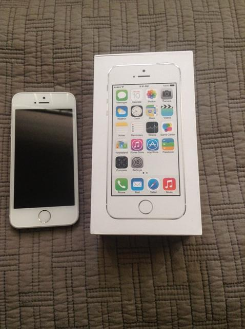 Iphone 5s 64gb White Silver Iphone Ipad Ipod Forums At