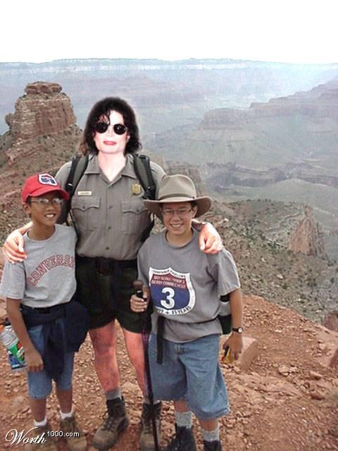 Michael Jackson Mug Shot Page 2