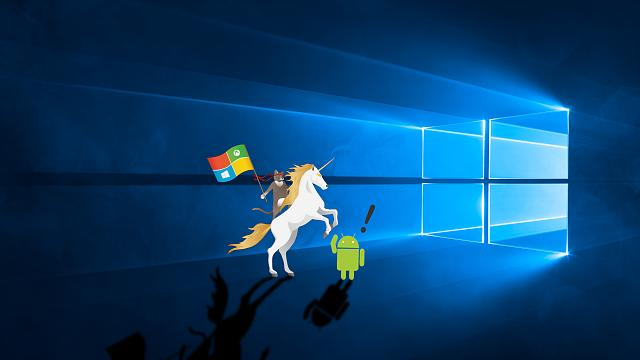 Windows Wallpaper 10 Free Desktop Unicorn