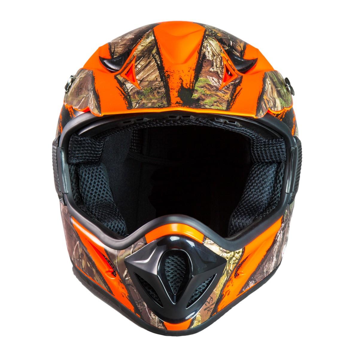 Camo Atv Helmets Men