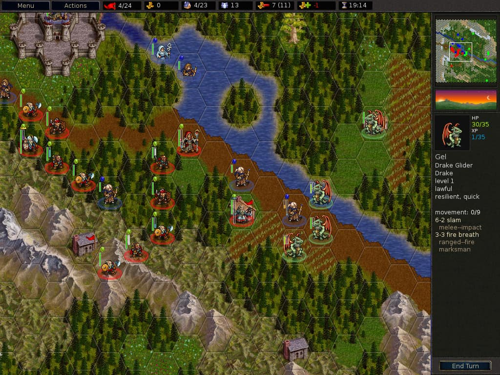 Battle of Wesnoth   Free Turn Based Strategy Game with RPG Elements     Battle of Wesnoth Free Turn Based Strategy Game with RPG Elements1