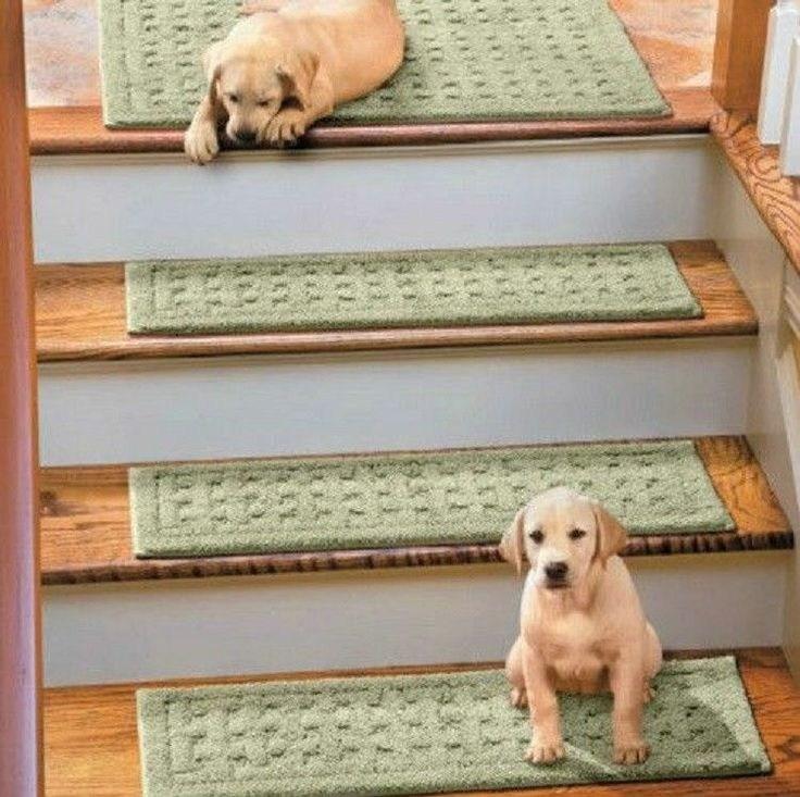 Stair Treads Carpet Non Slip Ideas On Foter | Self Stick Carpet Stair Treads | Stair Nosing | Stairway | Anti Slip | Stick Bullnose Wraparound | Beaudoin Utility Peel