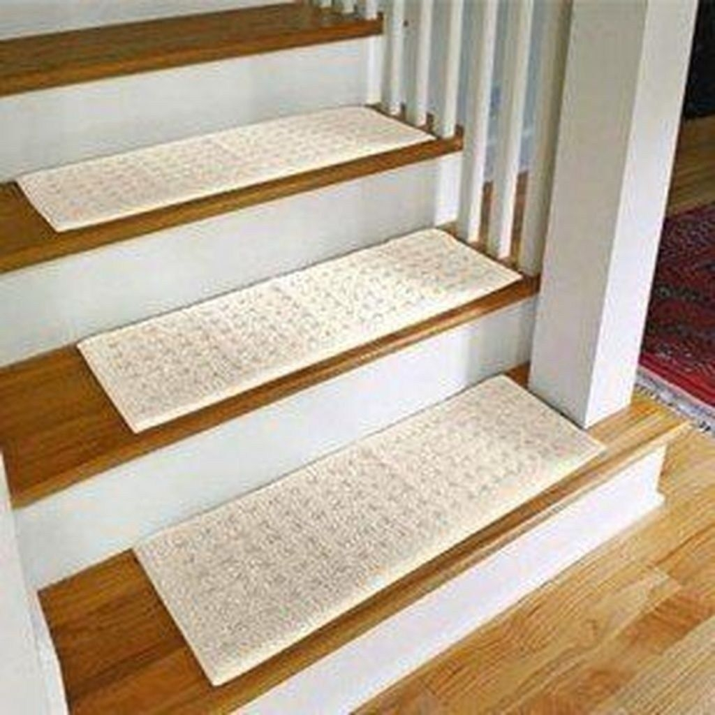 Carpet Treads For Wood Stairs Ideas On Foter | Carpet For Bedrooms And Stairs | Grey | Carpet Runner Ideas | Stair Railing | Rugs | Staircase Design